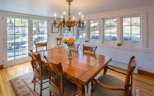 270 west mount airy road dining room