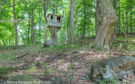 270 west mount airy road treehouse
